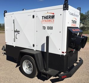 Flameless Heaters | Rent Flameless Heaters | Therm Dynamics